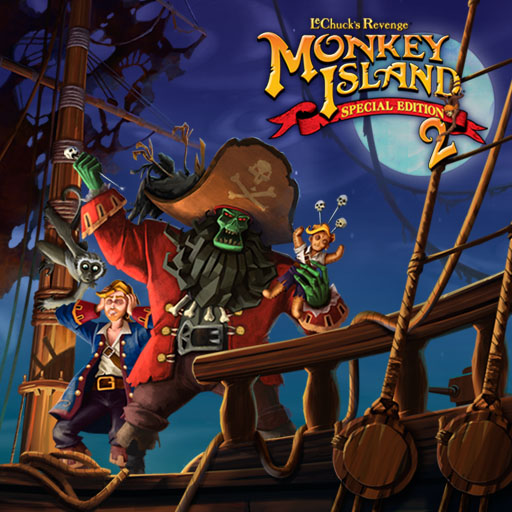 Monkey Island 2 Special Edition: LeChuck's Revenge - Lucasfil...