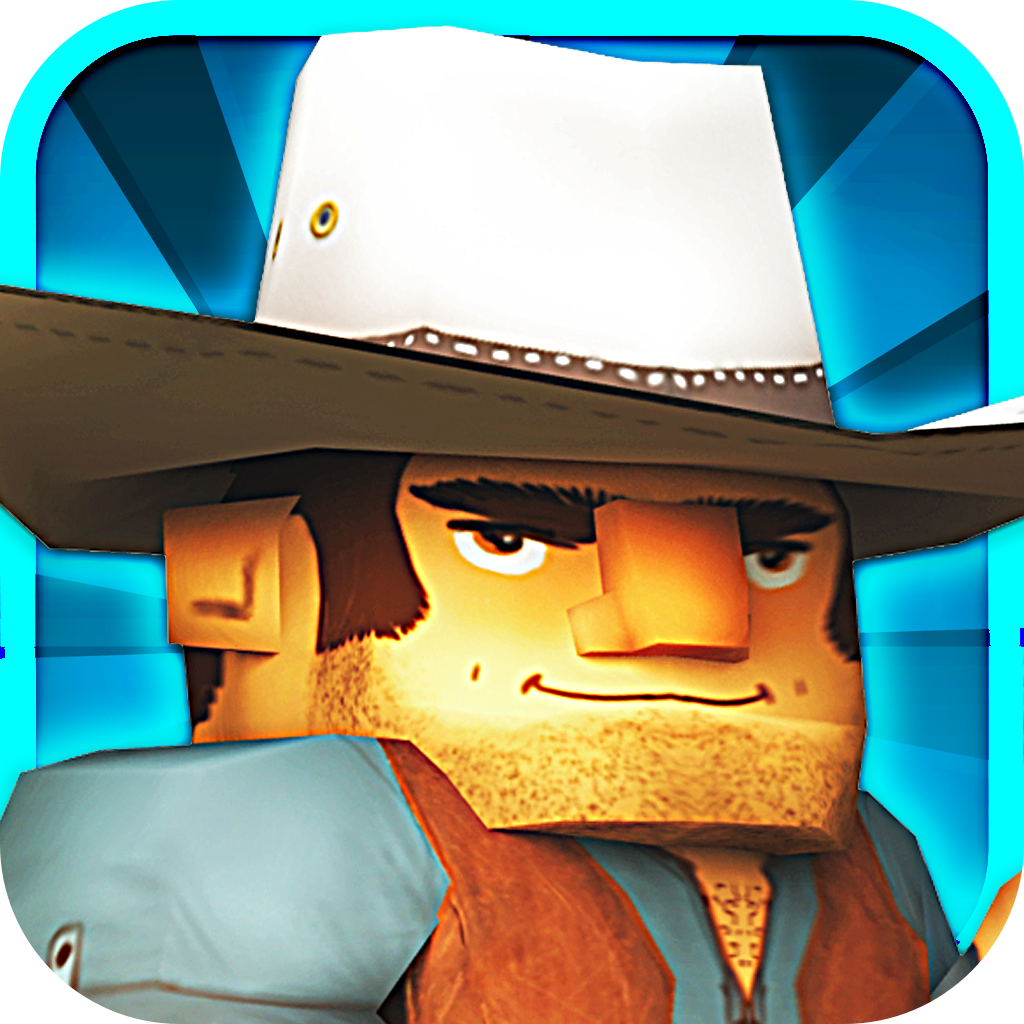 Cowboy Guns HD iOS